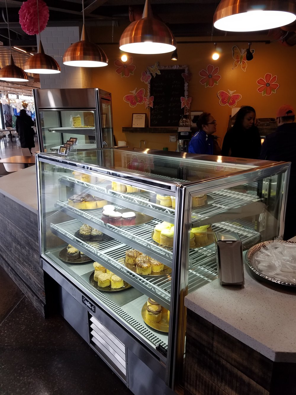 Brown Sugar Bakery's second location in Chicago's Navy Pier is now open!