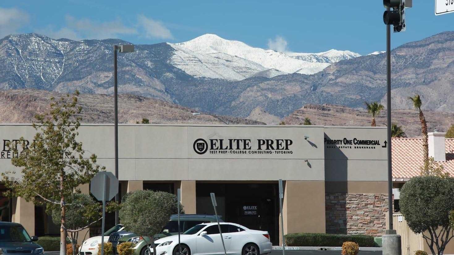 Elite Prep Las Vegas Exterior