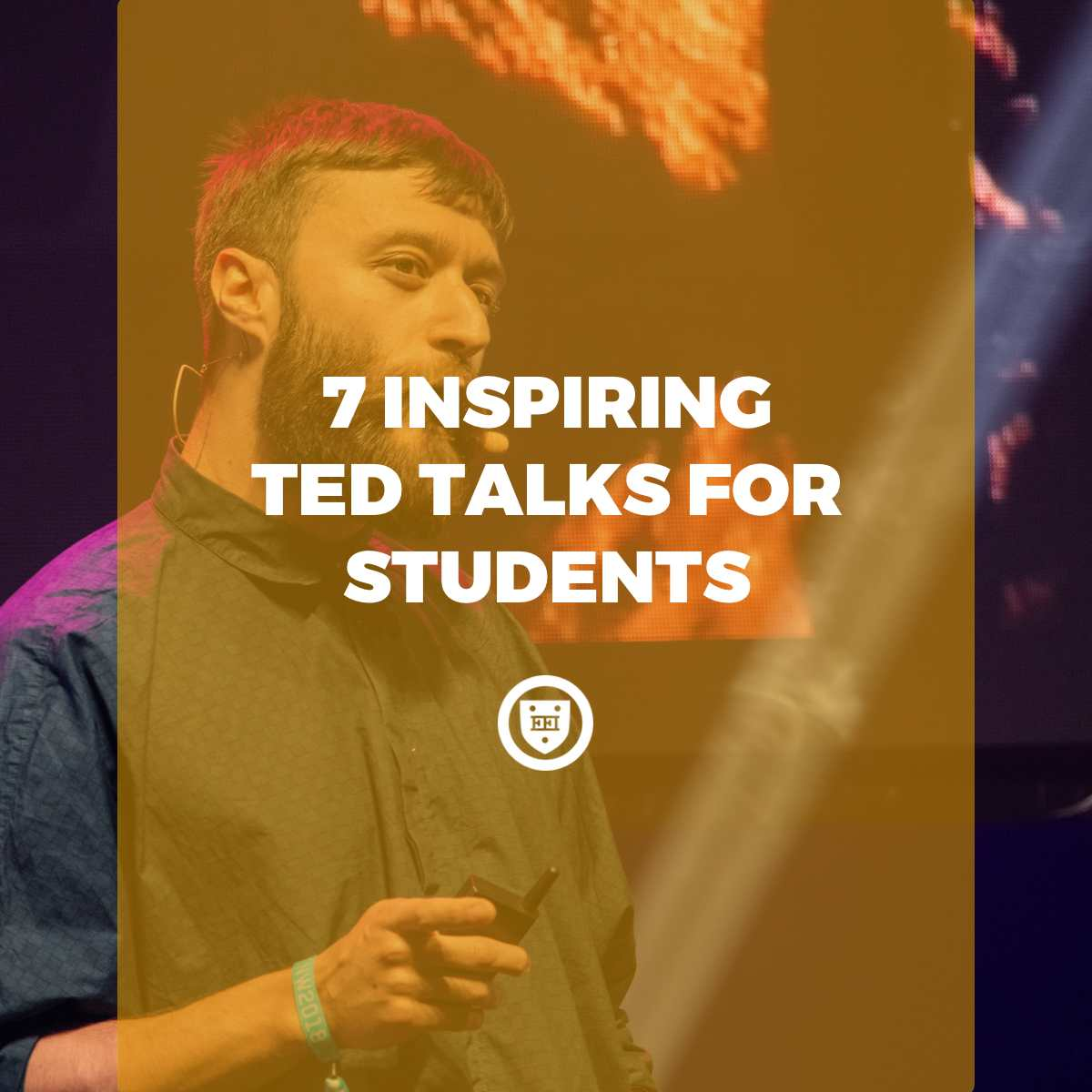 7 Inspiring TED Talks for Students
