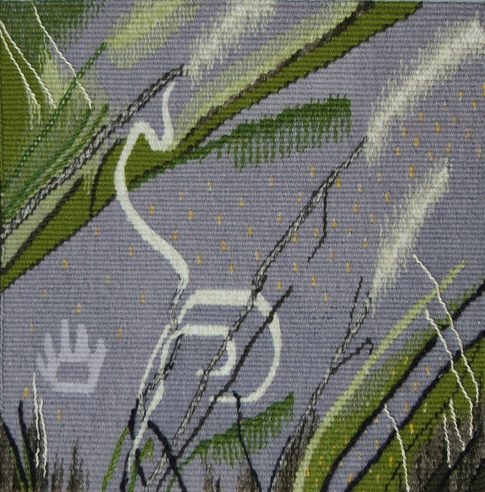 Petroglyph and Prairie