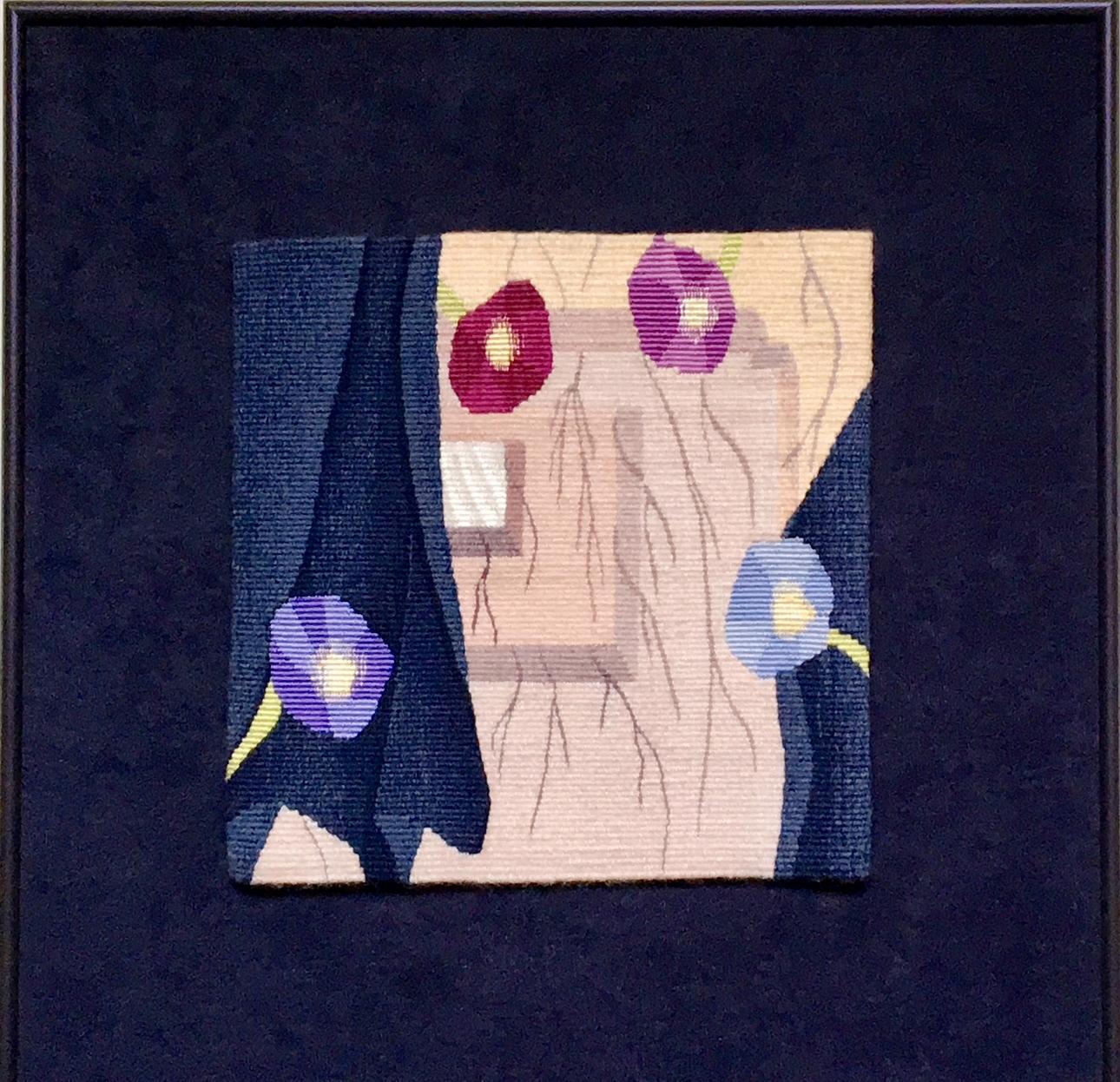 "Morning Window  16"" x 16"" © 2005 Elizabeth J. Buckley"
