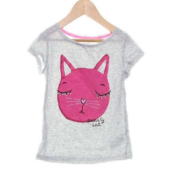 Joe Fresh T-shirt // size 4 // $3.99