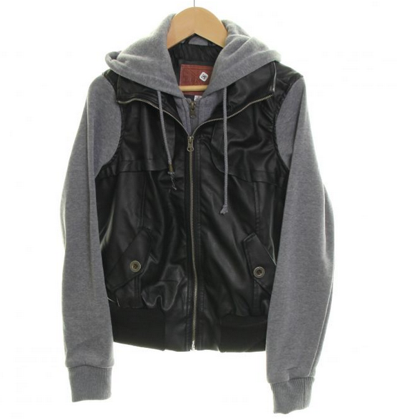 Miss London jacket // size M // $8.40