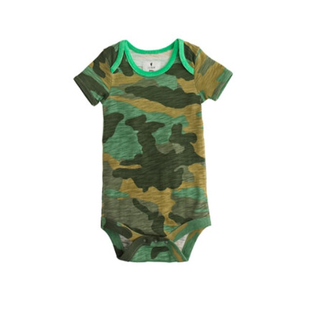 J.Crew onesie   - $30.50 (I got on sale for $18.55)