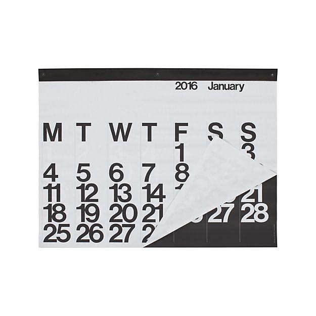 Stendig calendar ($40)