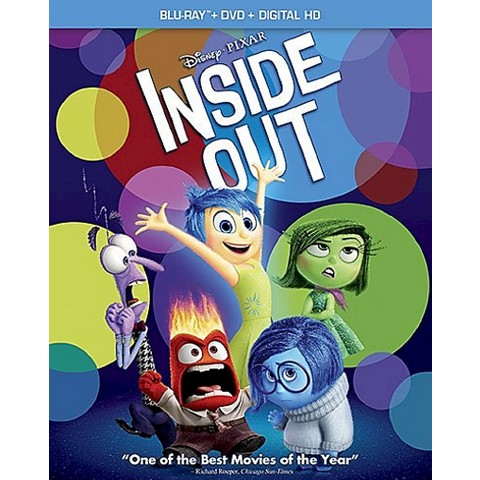 Inside Out DVD w/Digital Copy  ($23)