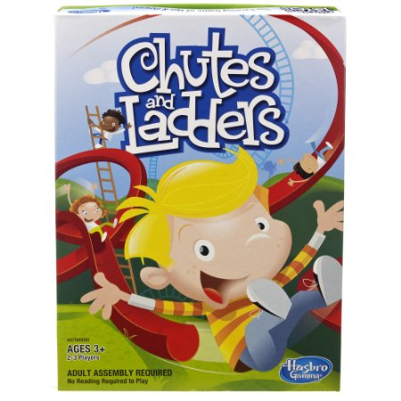 Chutes and Ladders game  ($6.49)