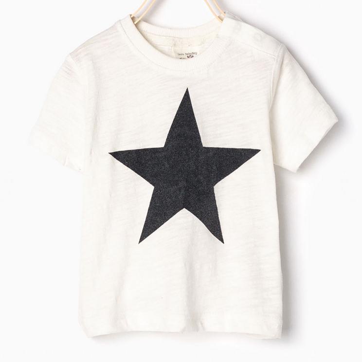 Zara star T-shirt $9.90