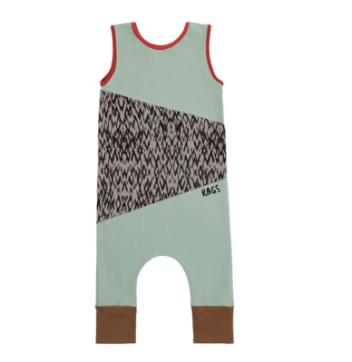 Rags to Raches romper $39.50
