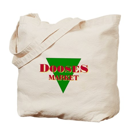Doose's Market tote bag  ($15,on sale)