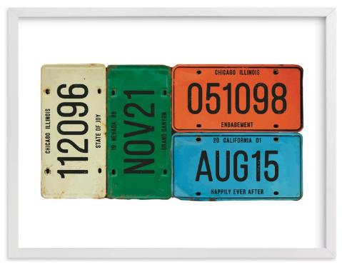 License Memories