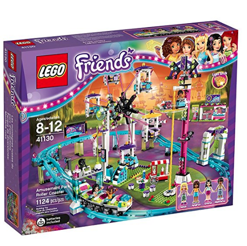 Lego Friends Amusement Park $71 //   buy here