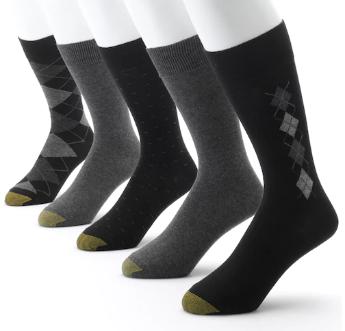 Dress socks $13 //   buy here