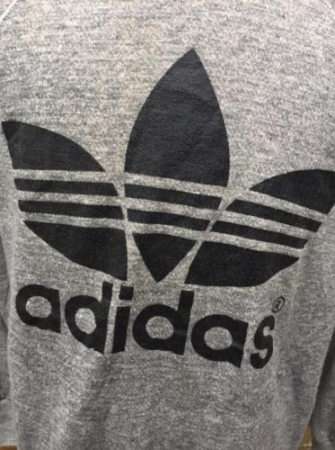 I'm still waiting for this to arrive, but it's a vintage Adidas sweatshirt from the 80s. Another eBay find!