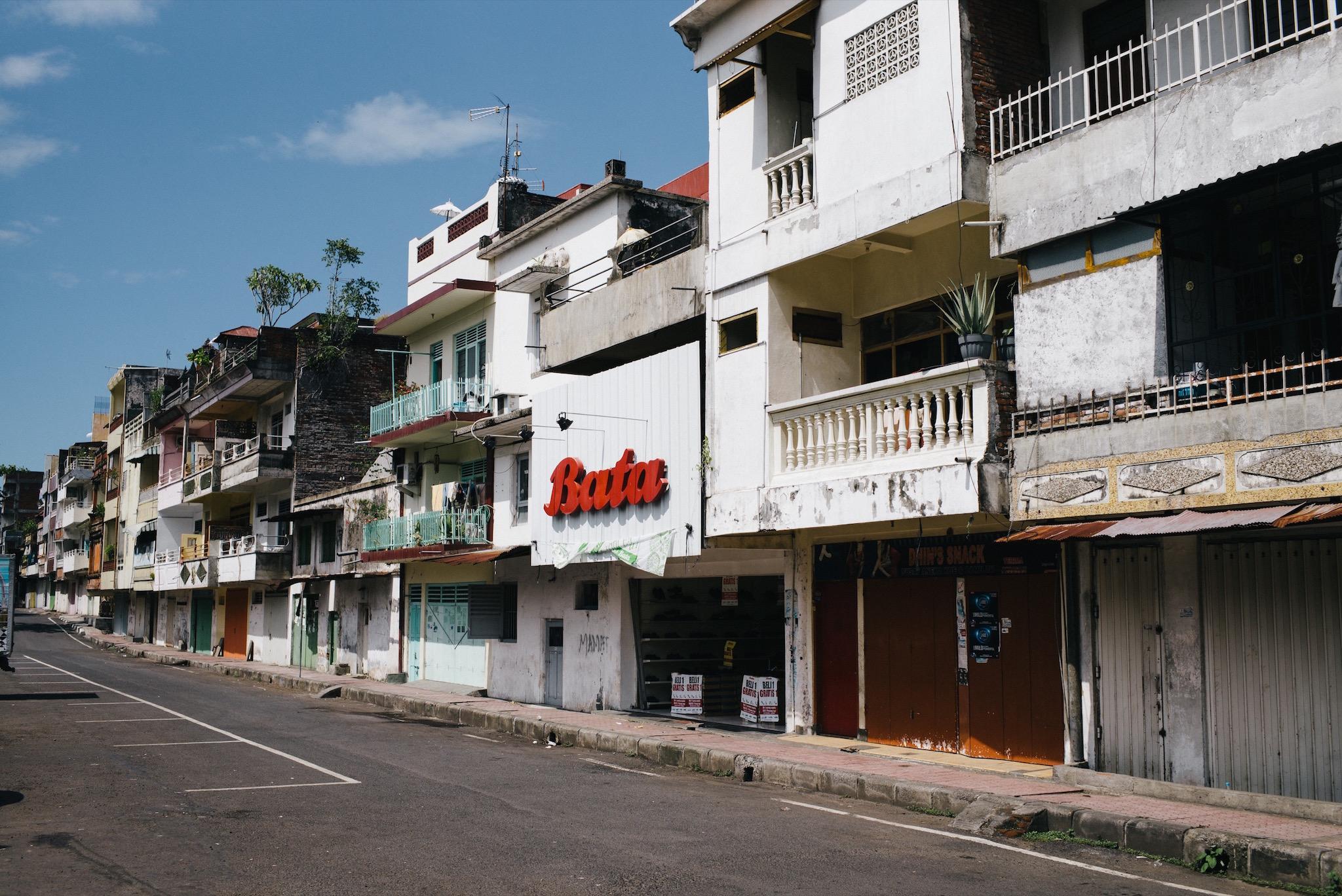Street in Semarapura