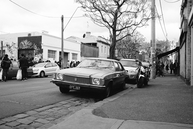 Classic Aussie cars...