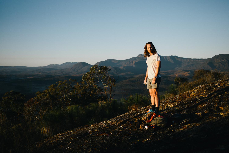 Nick-Bedford-Photographer-20160829_MtGreville_063015-Bushwalking, First Light, Hiking, Leica M Typ 240, Mount Greville, Mountains, Portrait, Queensland, Summarit 35mm, Sunrise, VSCO Film.jpg