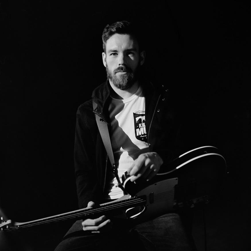 2014-1-Nick Bedford, Photographer, Direst Desire, Music Video, Tungsten, Portrait, Rolleiflex 2.8E2, Medium Format, Film, Ilford HP5 Plus, 120 Format, 6x6, Black and White, Musician, Band.jpg