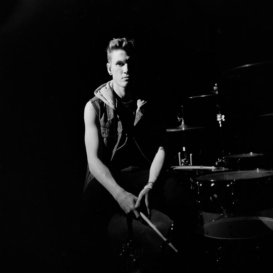2014-2-Nick Bedford, Photographer, Direst Desire, Music Video, Tungsten, Portrait, Rolleiflex 2.8E2, Medium Format, Film, Ilford HP5 Plus, 120 Format, 6x6, Black and White, Musician, Band.jpg