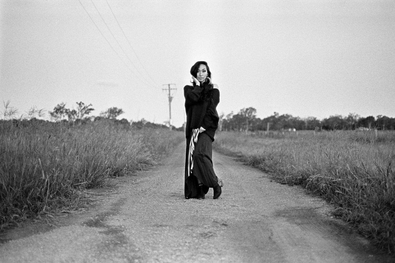 Alyssa Imai, make up artist. Kodak.