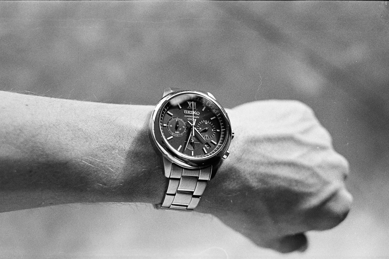 Yeah, I like this watch.