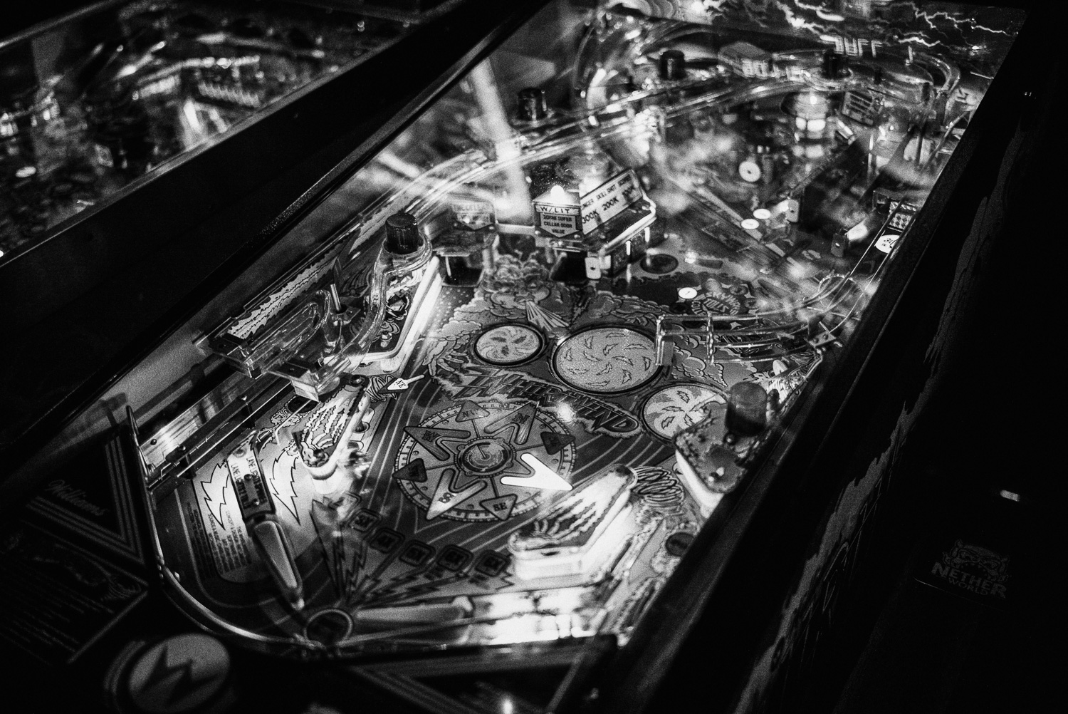 Nothing is better than pinball.