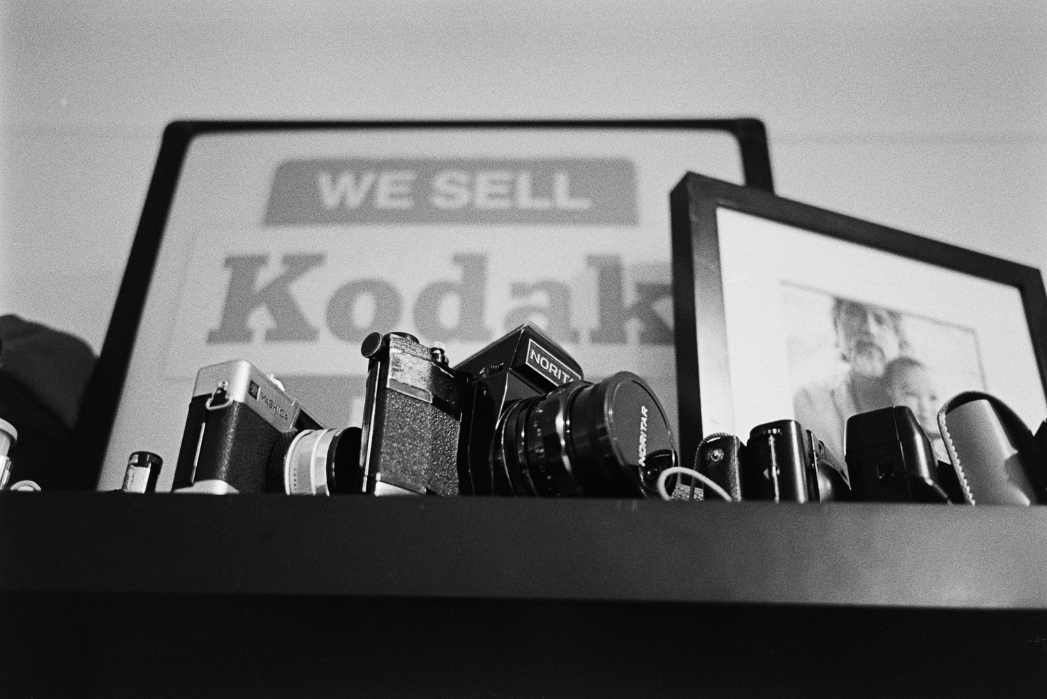 We sell Kodak, and I buy.