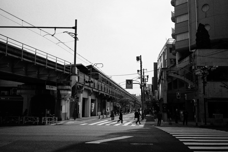 Ryogoku train station.