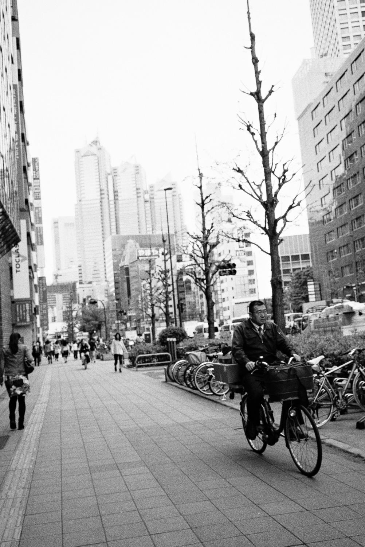 Shinjuku I think.
