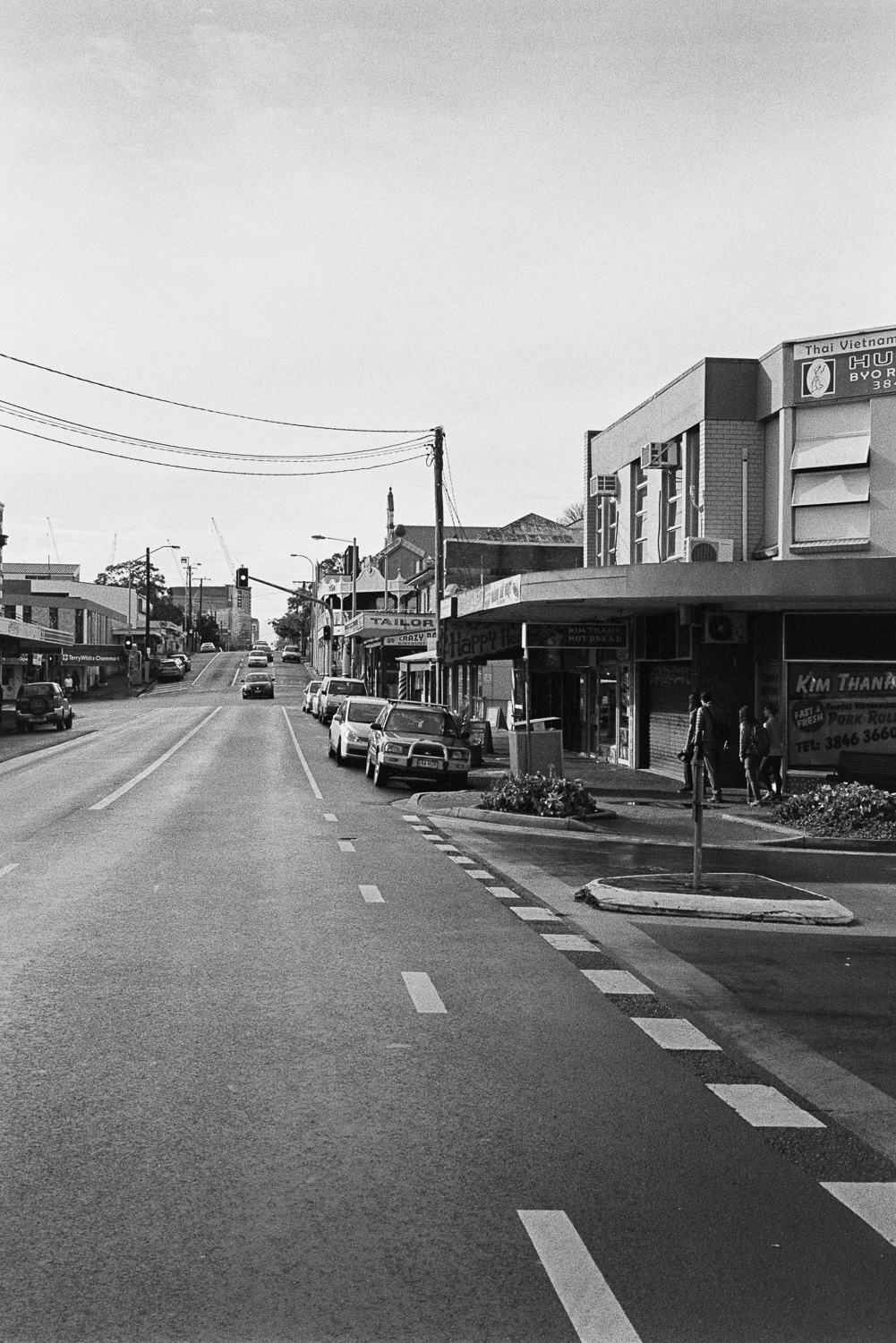West End, my favourite country town stuck in the middle of a city.
