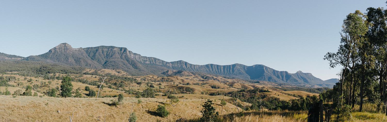 Main Range panorama number one million.