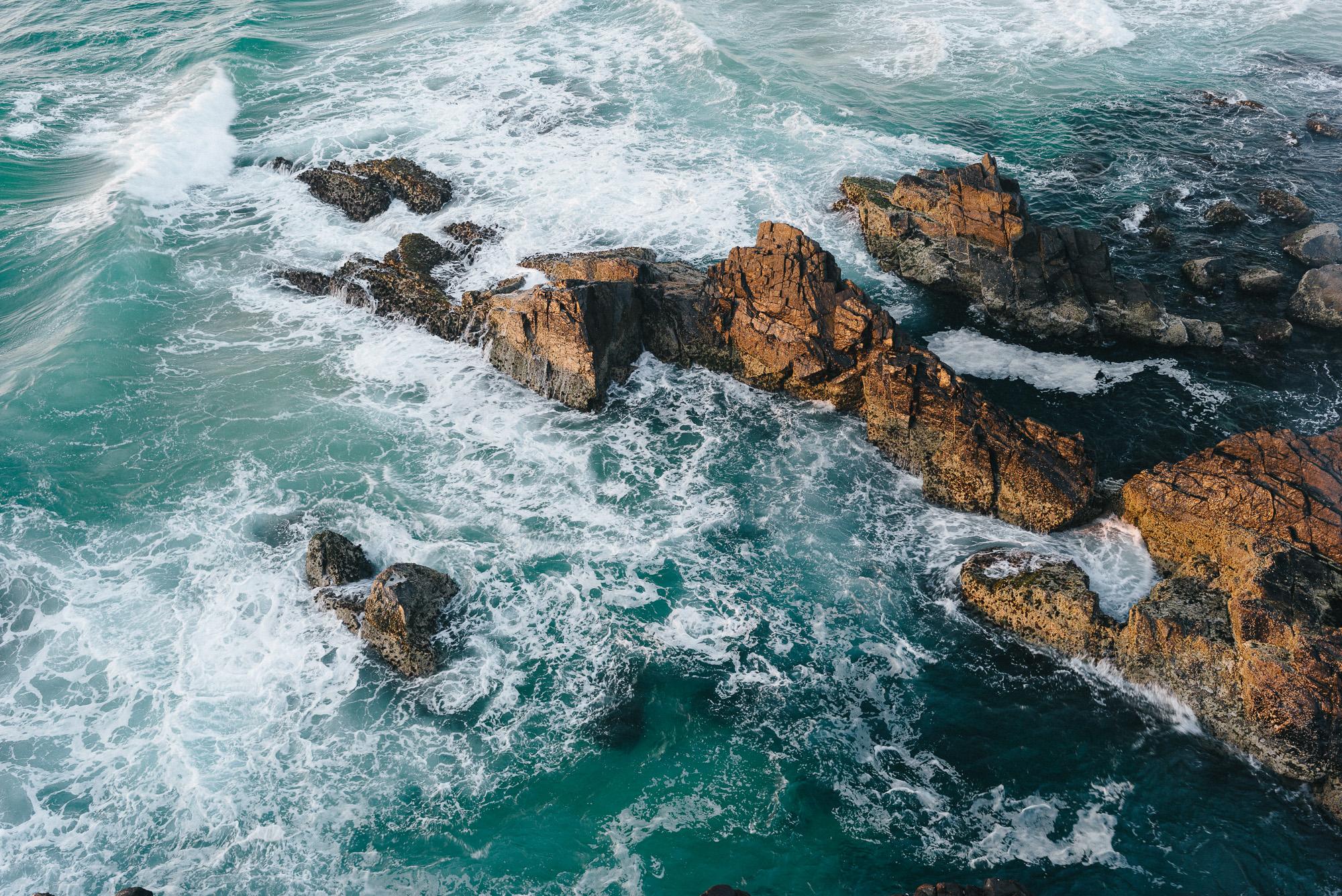 Rocks at Norries Head, NSW
