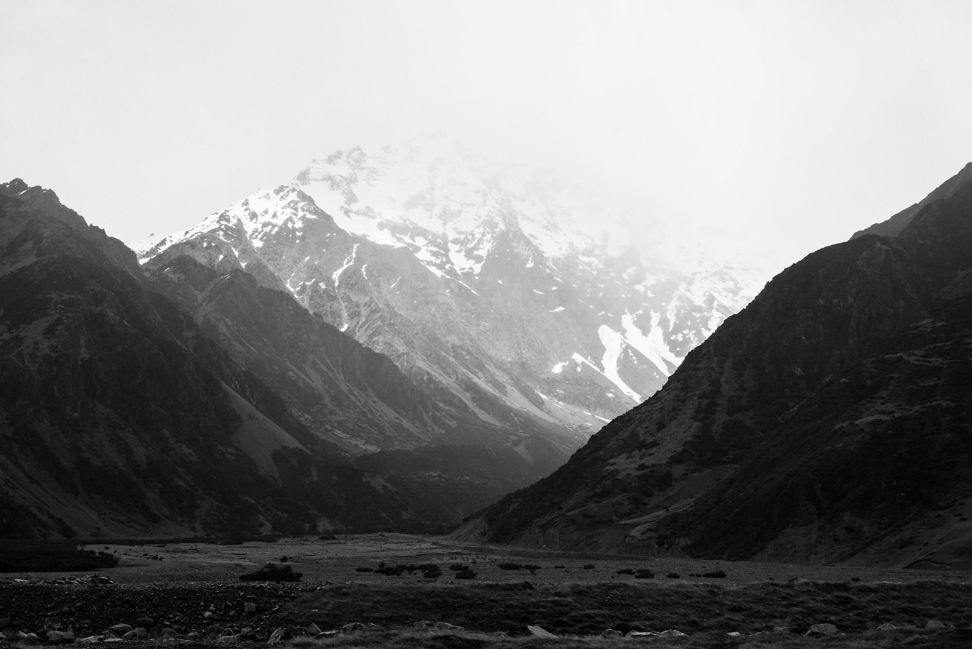 Mount Edgar Thomson, New Zealand