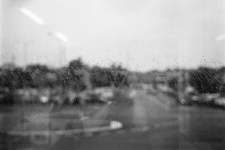 Rain, my arch nemesis.
