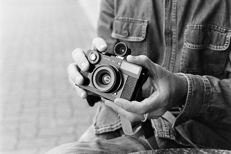Street camera.