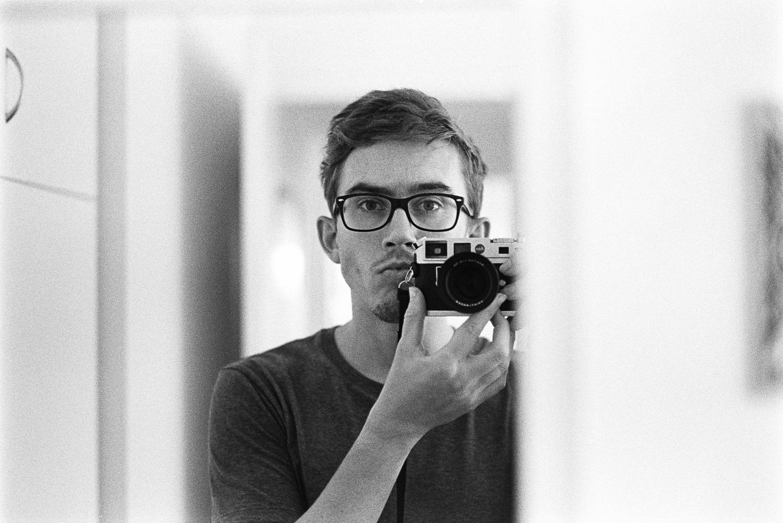 Selfie, selfie on the wall.
