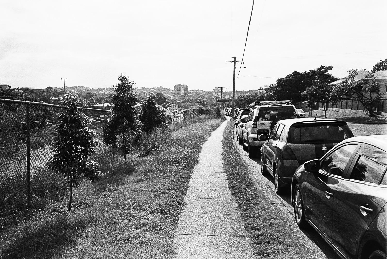 Commute life.