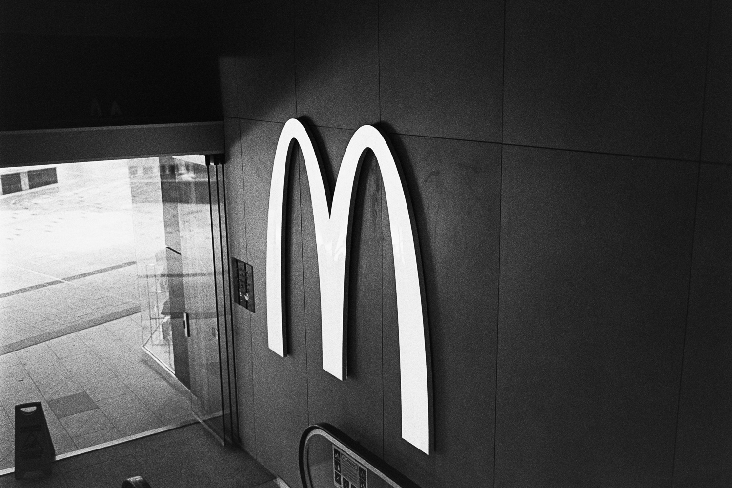 All hail the Golden Arches.