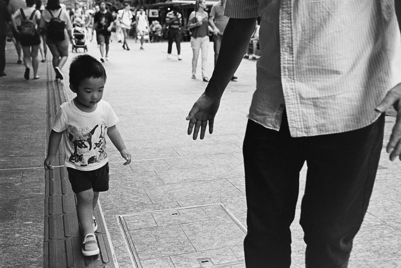 20180421 - Roll 175 - 024-Nick-Bedford,-Photographer-Black and White, Brisbane, Kodak TRI-X 400, Leica M7, Street Photography, Voigtlander 35mm F1.7 Ultron Asph.jpg