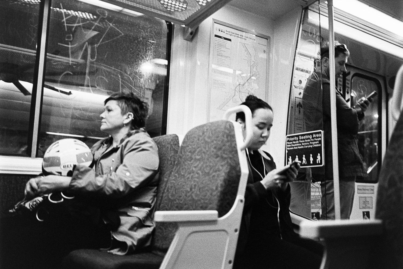 Phones… phones everywhere.