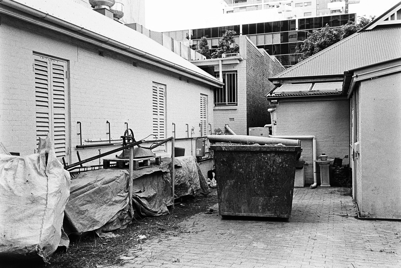 Untitled street set.