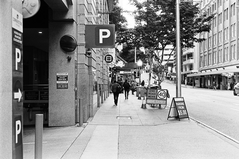 Adelaide Street.