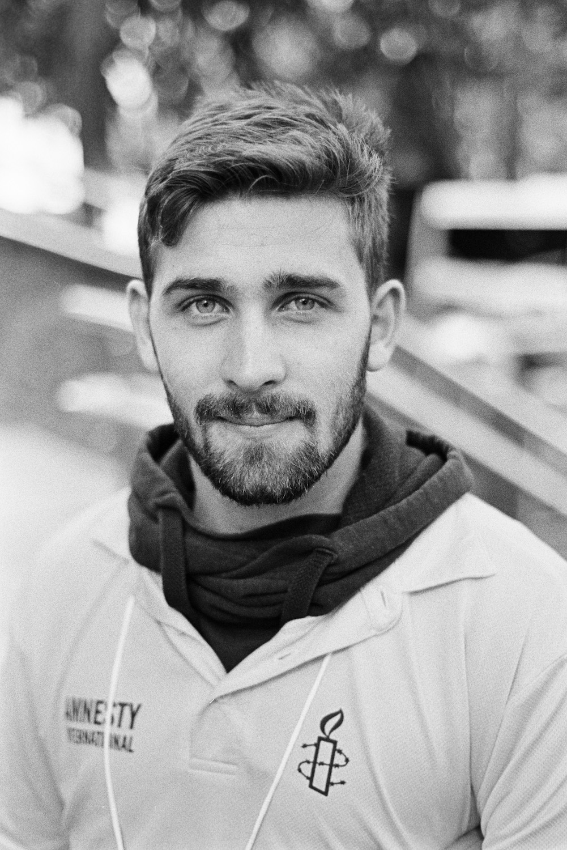Romain (Street Portrait)