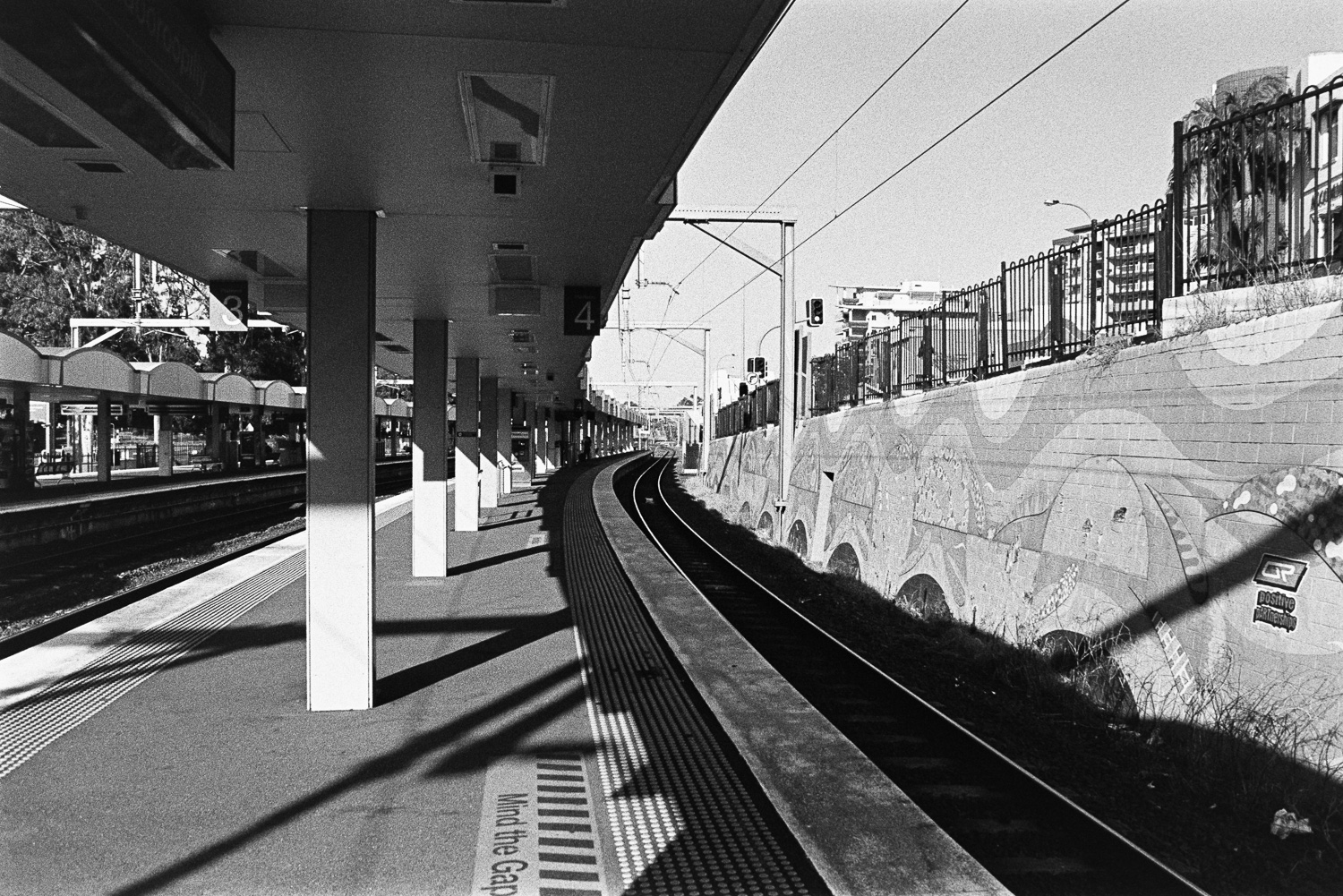 Indooroopilly station.