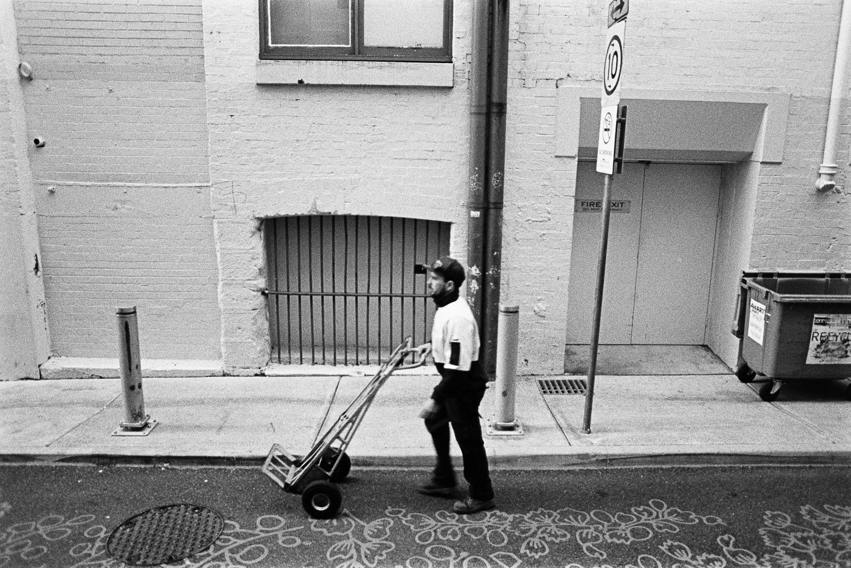 Trolley dudes.