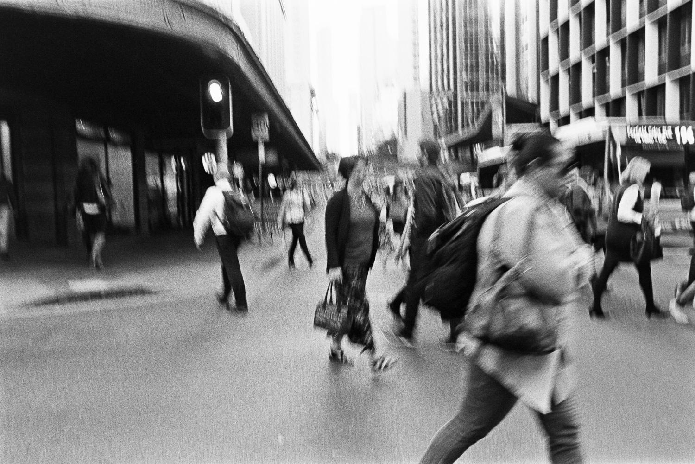 Kinda diggin' these motion blurs.