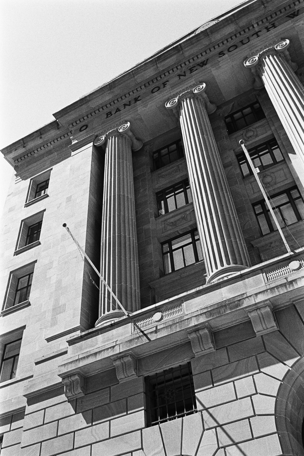 Bank of New South…