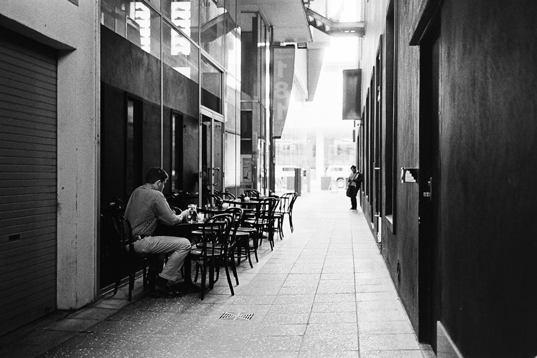 Alleyways in Brisbane aren't quite the same as in Melbourne