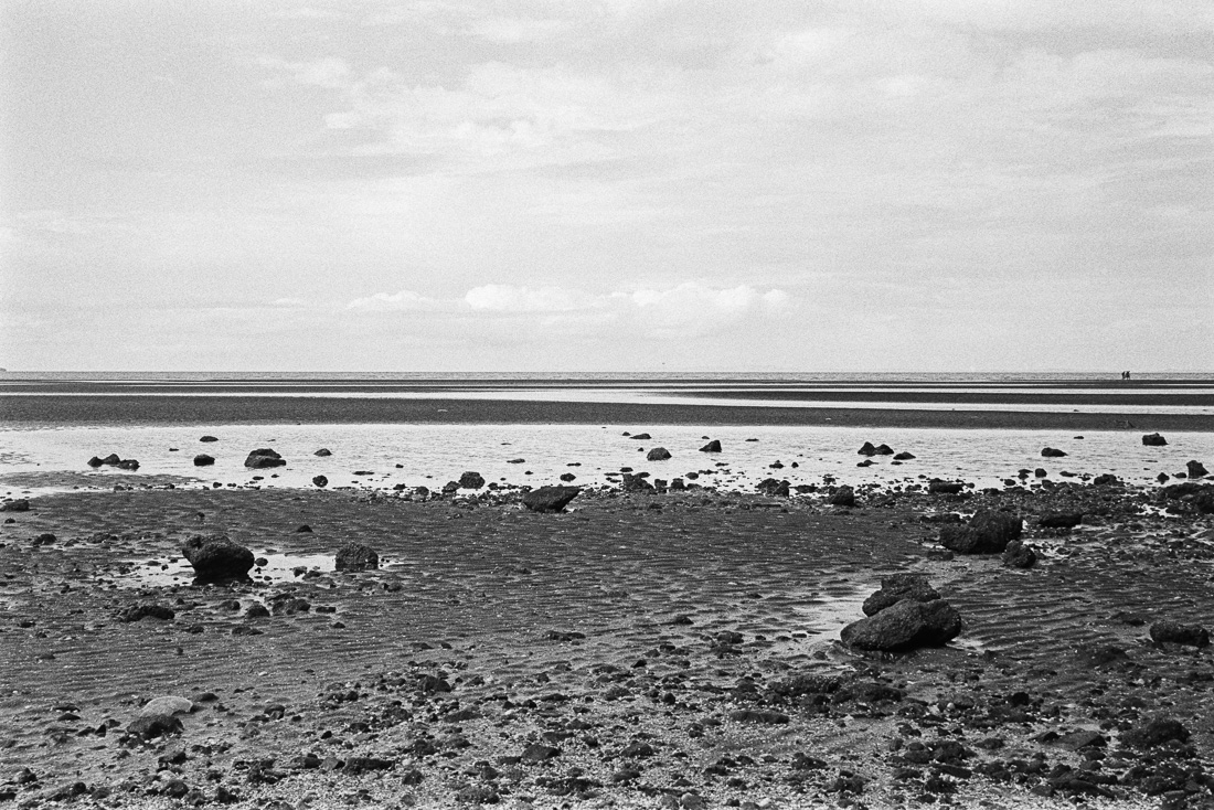 Shooting seascapes on Tri-X was one of the best ideas I've had.