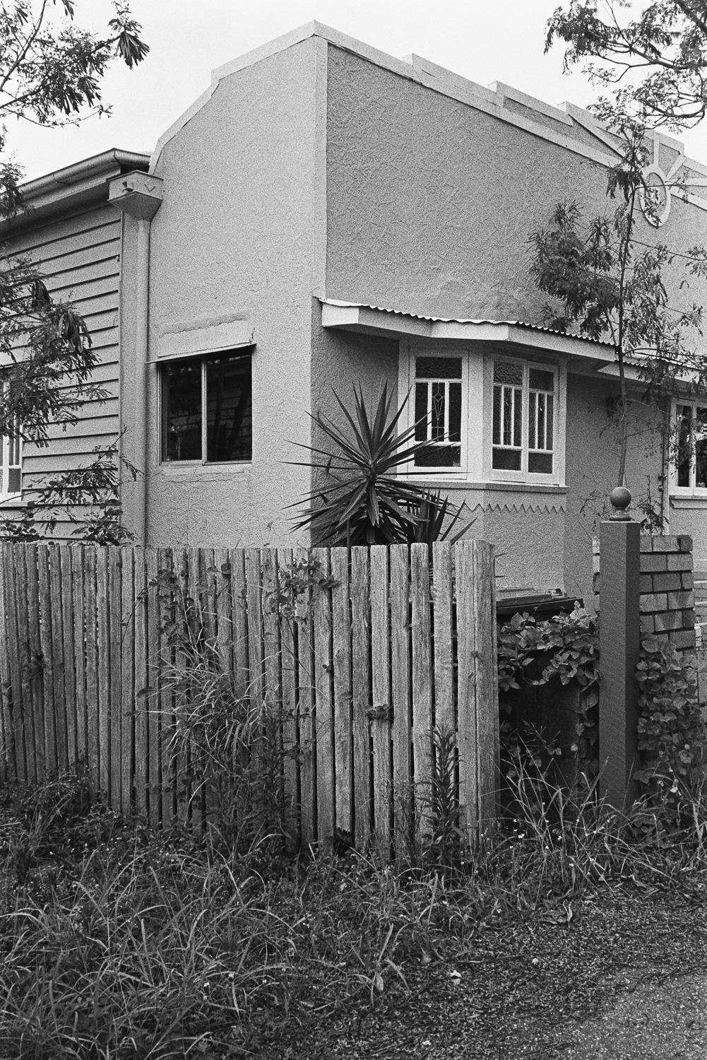 Some very curious architecture in South Brisbane